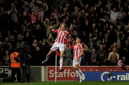Peter Crouch reveals how he wishes he had celebrated 'greatest goal' against Manchester City