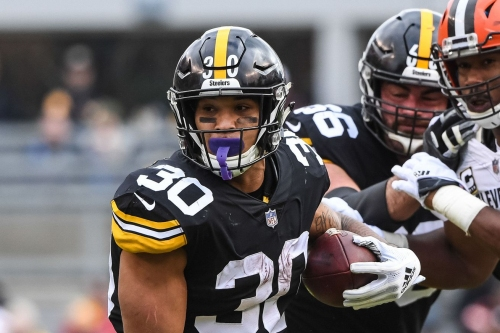 Steelers Injury Report: James Conner still in concussion protocol, but expected to practice