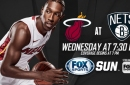 Preview: Heat begin quick 2-game road trip against Nets in New York