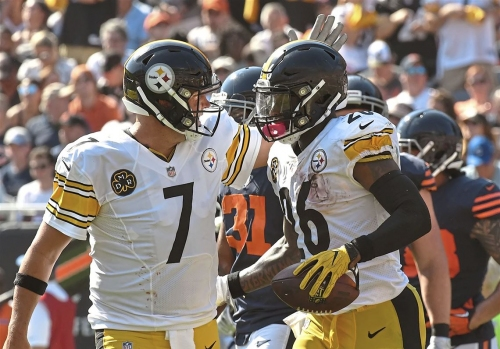 Ben Roethlisberger texted Le'Veon Bell, wished him well and didn't get a response