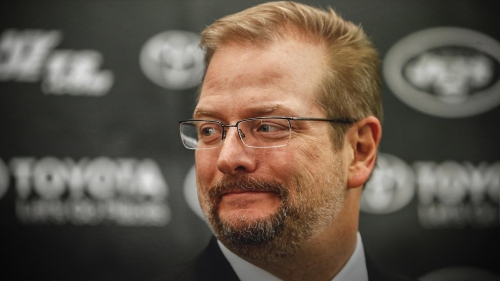 Report: Jets GM Mike Maccagnan's job appears to be safe