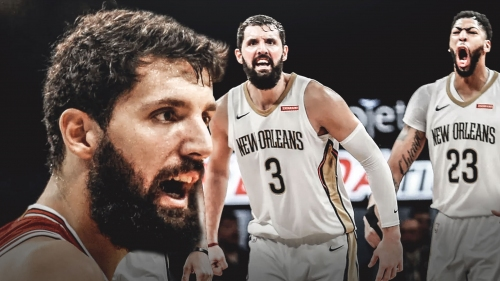 Nikola Mirotic sees trade to Pelicans as blessing in disguise