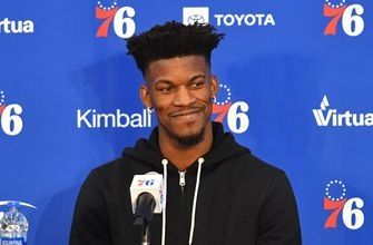 'There are tons of red flags': Chris Broussard on Jimmy Butler fitting in with the 76ers