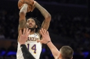 Lakers News: Brandon Ingram's Goal Is To 'Stay Aggressive' On Offense