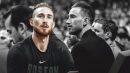 Celtics' Gordon Hayward willing to come off the bench after slow start to the season