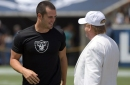 Mark Davis says it's not fair to blame Derek Carr for Raiders issues, it's everyone else who've been bad
