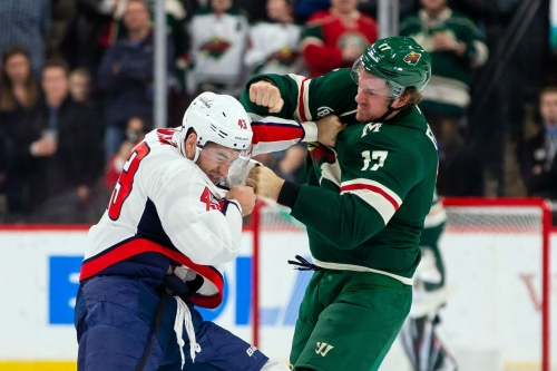3 Things We Learned: Caps thump Wild