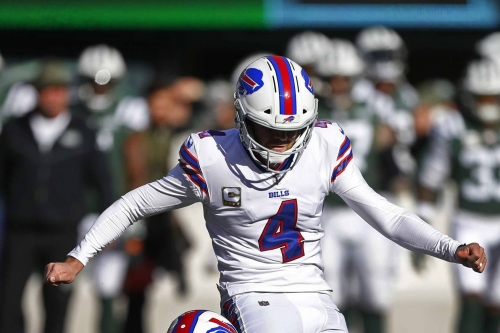 Buffalo Bills kicker Stephen Hauschka wins AFC Special Teams Player of the Week