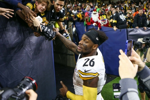It's finally over, and Steelers fans don't have to talk about Le'Veon Bell anymore