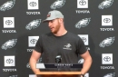 Carson Wentz talks Eagles' slow starts offensively