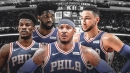 Imagining Carmelo Anthony with the 76ers