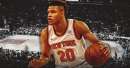 Knicks moving rookie Kevin Knox into starting lineup