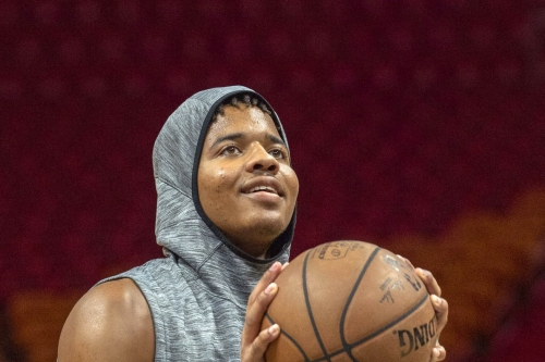 Markelle Fultz to begin tonight's game on bench