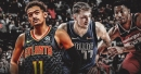Trae Young vows to be a better player than Luka Doncic