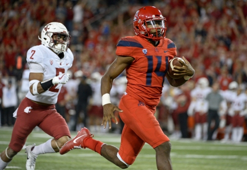 Arizona vs. Washington State picks, predictions: Who wins Week 12 Pac-12 football game?