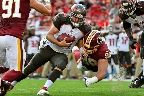 Skins Stats & Snaps: Redskins @ Buccaneers (Defense/ST)