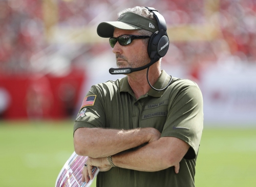Buccaneers All-22: Tony Dungy wants to know what happened in the debacle against Washington. Here are the answers, coach