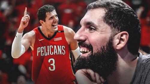 Nikola Mirotic will return to lineup vs. Timberwolves