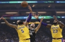 Lakers' Tyson Chandler says he nearly signed with Warriors