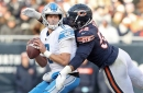 Matthew Stafford's sack totals call Lions offensive system into question