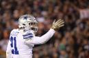 Cowboys RB Ezekiel Elliott opens up _ a little _ about missing last year's game against Atlanta.