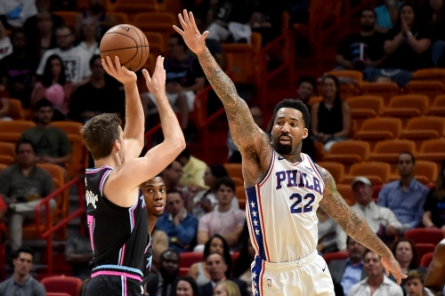 Fraternizing with the enemy part II: A brief rundown on Wilson Chandler