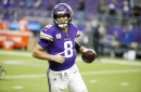 A Bears fan growing up, Vikings QB Kirk Cousins ready for 'special' trip to Soldier Field