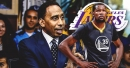 Stephen A. Smith says Lakers are front-runner to sign Kevin Durant