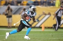 Panthers claim Kenjon Barner off waivers; waive Josh Hawkins