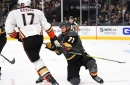 Betting Spotlight: Low-scoring affair expected in division tilt between Knights and Ducks