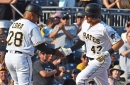 Pirates part with Jordan Luplow, Max Moroff in five-player trade with Cleveland