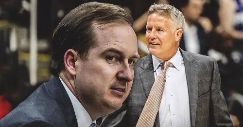 Brett Brown gives Sam Hinkie a shoutout for helping make Jimmy Butler trade happen