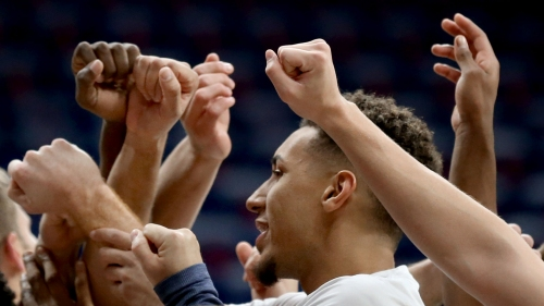 Photos: University of Arizona vs UTEP, men's NCAA basketball