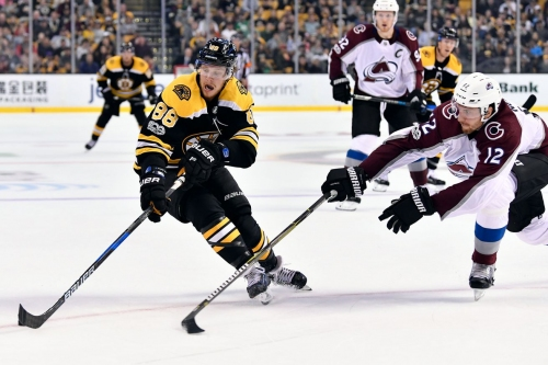 Bruins vs. Avalanche 11/14/18 GAMETHREAD