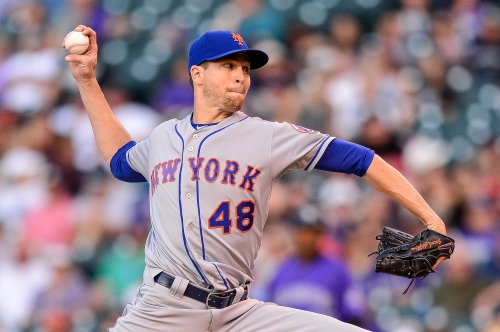 Mets' Jacob deGrom gets Cy with record-low wins; Blake Snell takes AL
