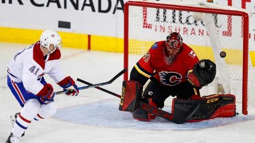Flames, Senators home favourites on Thursday NHL odds
