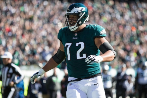 Halapoulivaati Vaitai impacts Eagles offense negatively in a number of ways
