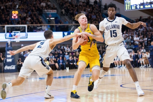 What We Learned: Michigan Wolverines 73, Villanova Wildcats 46