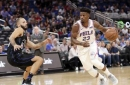 Magic come back to beat 76ers 111-106 in Butler's debut