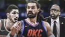 Thunder news: Steven Adams savagely roasts Knicks' Enes Kanter to his coach David Fizdale