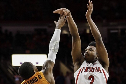 Arizona eases past UTEP in final tune-up before Maui Invitational