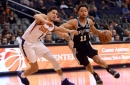 San Antonio at Phoenix, Final Score: Spurs struggles continue in 116-96 loss to Suns
