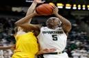 Michigan State's Cassius Winston lifts team to win over Louisiana Monroe