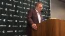 Michigan State's Tom Izzo talks after win over Louisiana Monroe