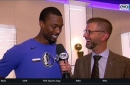 Harrison Barnes scores 19 points, Mavs beat Jazz