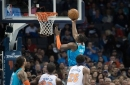 Thunder 128, Knicks 103: 'Sub [Kanter] out. He can't play defense.'
