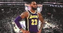 Lakers' LeBron James moves past Wilt Chamberlain in the all-time scoring list