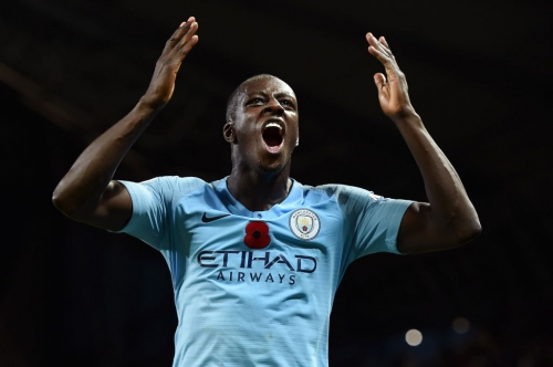 Benjamin Mendy set for spell on the sidelines as Manchester City confirm knee surgery