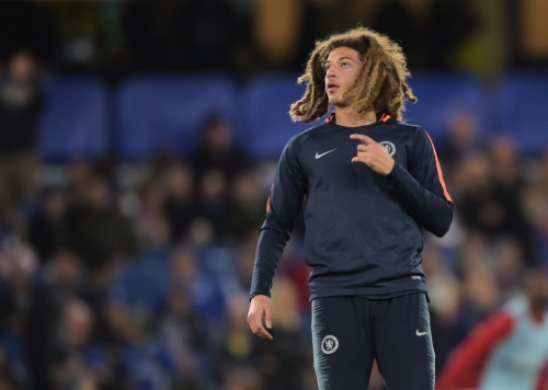 Maurizio Sarri ready to let Ethan Ampadu leave Chelsea on loan in January