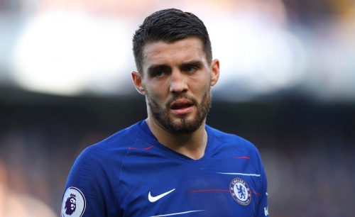 Chelsea midfielder Mateo Kovacic says Liverpool will not win the title because of Dejan Lovren